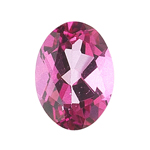 8x6 mm-1.20 Cts Loose Mystic Pink Topaz ( Oval-AA )