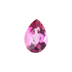 1.75 Cts of 9x6 mm AA Pear Loose Mystic Pink Topaz ( 1 pcs ) Gemstone