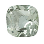 10.42 Cts AAA Loose Green Amethyst Gemstone