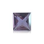 0.92 Cts of 5.80x5.80x2.80 mm AAA Princess Unheated Natural Purple Sapphire ( 1 pc ) Loose Gemstone