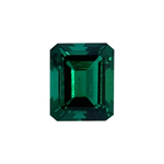 11.20-13.75 Cts of 18x13 mm AAA Emerald Russian Lab Created Emerald ( 1 pc ) Loose Gemstone