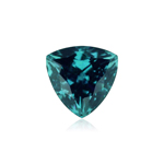0.43-0.66 Cts of 5x5x5 mm AAA Trillion ( 1 pc ) Loose Russian Created Alexandrite Gemstone