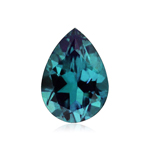 1.09-1.15 Cts of 8x5 mm AAA Pear Russian Lab Created Alexandrite ( 1 pc ) Loose Gemstone