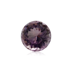 11.15-11.39 Cts of AA 14x14 mm  Round Rose De France ( 1 pc ) Loose Gemstone