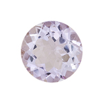 0.85 Cts of AA 6x6 mm  Round Rose De France ( 1 pc ) Loose Gemstone