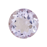 2.40 Cts of AA 9x9 mm  Round Rose De France ( 1 pc ) Loose Gemstone