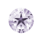 2.90 Cts of AA 9x9 mm  Texas Star Rose De France ( 1 pc ) Loose Gemstone