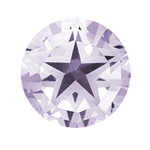 10.60 Cts of AA 15x15 mm  Texas Star Rose De France ( 1 pc ) Loose Gemstone