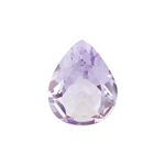 1.75 Cts of AA 10x7 mm  Pear Rose De France ( 1 pc ) Loose Gemstone