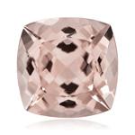 26.00-26.80 Cts of 20x19.3 mm AA Squarish Cushion Nigerian Morganite ( 1 pc ) Loose Gemstone