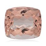 20.00-20.35 Cts of 18x16 mm AA+ Cushion Nigerian Morganite ( 1 pc ) Loose Gemstone