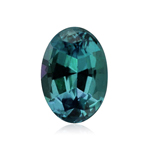 5.15-6.92 Cts of 12x10 mm AAA Oval Russian Lab Created Alexandrite ( 1 pc ) Loose Gemstone