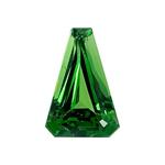 1.62 Cts of 9.7x6.7x3.9 mm AA+ Fancy Cut Tanzanian Tsavorite Garnet ( 1 pc ) Loose Gemstone