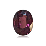10.59 Cts of 15.7x12.3x8.4 mm SI (Slightly Included) Rubellite Tourmaline ( 1 pc ) Loose Gemstone