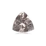 0.54-0.66 Cts of 6.0x6.0 mm A Trillion Cut Morganite ( 1 pc ) Loose Gemstone