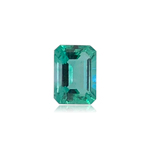 0.93 Cts of 6.92x5.03x3.66 mm AAA GIA Certified Emerald ( 1 pc ) Loose Emerald
