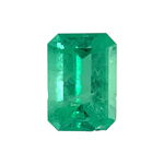 1.54 Cts of 8.50x6.00x4.40 mm AA Emerald ( 1 pc ) Loose Emerald