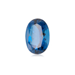 27.16 Cts of 21.50x15.70x11.00 mm AAA Oval ( 1 pc ) Loose Swiss Blue Topaz