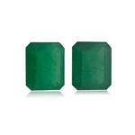 28.5 Cts AA Emerald ( 1 pc ) Loose Emerald  Gemstone