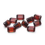 7.85 Cts 6x4 mm AAA Emerald Mozambique Garnet 10 pcs Loose Gemstones