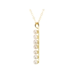 Youth Pearl Necklace with 15 inch Chain