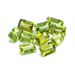 5x3 mm-1.89 Cts Peridot ( Emerald-AA )