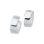 Hinged Earrings in Sterling Silver