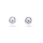 Ball Post Earrings in Sterling Silver