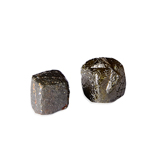 0.96 Cts Rough Natural Loose Diamond - Olive Green-Dark Grey Hues