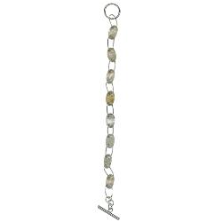 Citrine Bracelet in Silver