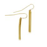 Italian Dangle Earrings in 14K Yellow Gold - Christnas Sale