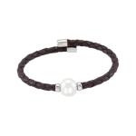 Freshwater Cult Pearl Cuff Bracelet