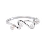 Freshwater Culture Pearl Bang Bracelet