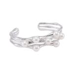 Freshwater Culture Pearl Cuff Bracelet