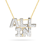 All In Pendant - 0.15 Ct Diamond All In Pendant in 10K Gold