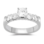 Engagement Ring Setting - 1/2 Ct Diamond Engagement Ring Setting