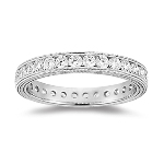 Eternity Band - 0.95 Ct Diamond Eternity Band
