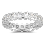 Eternity Band - 1.33 Ct Diamond Eternity Band