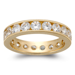 Eternity Band - 1.55 Ct Diamond Eternity Band