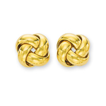 Fancy Earrings in 14K Yellow Gold