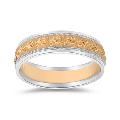 4.87CT White Asscher Cut Diamond Engagement Wedding Ring in 14K White Gold Over