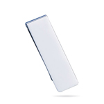 Money Clip - Sterling Silver Polished Money Clip