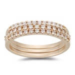0.68 Ct Diamond Wedding Band in Your Choice of Style