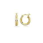 Gold Children's Hoop Earrings in 14K Yellow Gold
